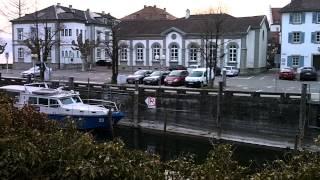 Bodensee Überlingen Hafen
