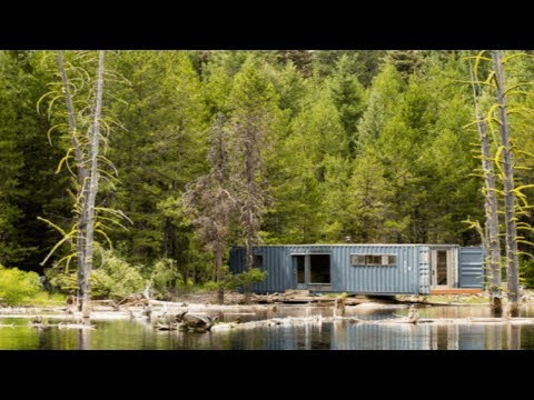 Jug Mountain Ranch Container Cabin