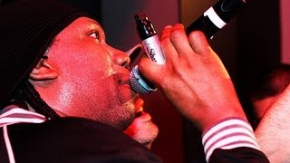 KRS-ONE LIVE AT YOSHI