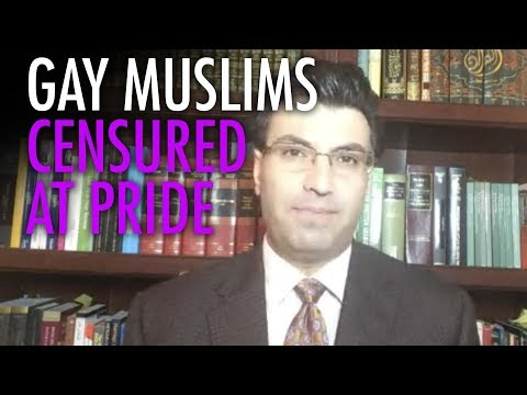 Sharia lawyer: Gay Muslims silenced wherever they go