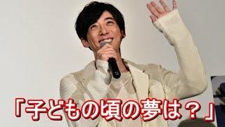 """高橋一生 「わろてんか」で滞在中の大阪でオバチャンの""""洗礼""""受けた! ..."""