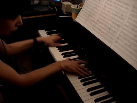 Metallica - Enter Sandman - piano cover