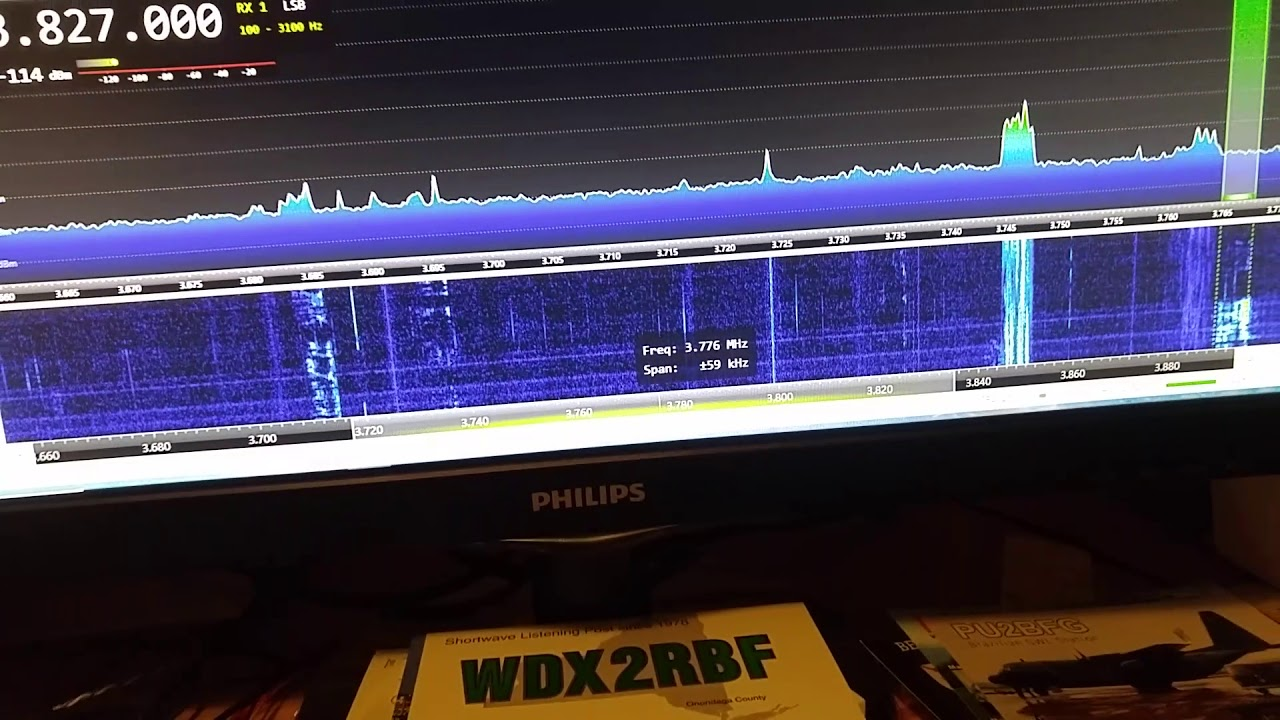 UBITX - QRP RADIO with CAT CONTROL- SDR FEATURES