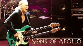 """SONS OF APOLLO """"Divine Addiction"""" live in Greece (4K)"""