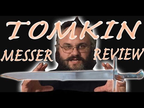 TomKin Messer Review and Interview