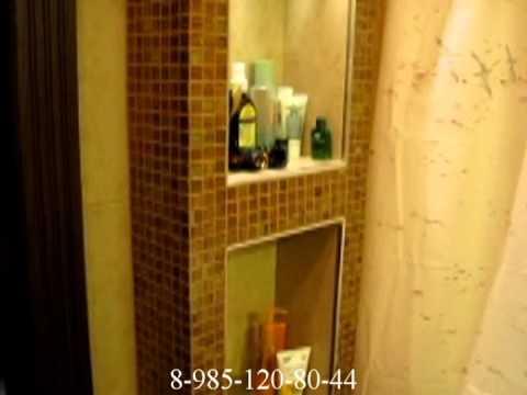 видео: Ванная комната. Дизайн совмещенной ванной комнаты и туалета.