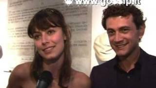 Alessandra Mastronardi e Vinicio Marchioni