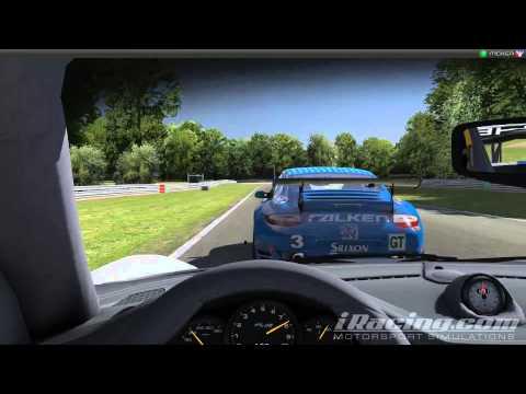 H.Roca @ Brands Hatch Ruf RT12R Track GT3 Series