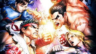 BEST OF Street Fighter X Tekken