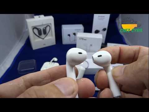 Présentation d'écouteurs sans fil Bluetooth