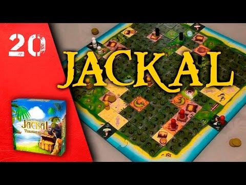 Шакал (Jackal) настольная игра (игра)