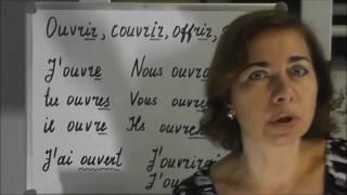 Французский с нуля, приятные глаголы типа ouvrir(, 2016-07-14T09:45:45.000Z)