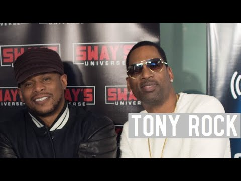 Tony Rock Reacts Faizon Love's Comments on Dave Chappelle  Freestyles