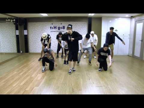 BTS - Adult Child - Mirrored Dance Practice Video - 방탄소년단 어른아이 (Bangtan Boys)