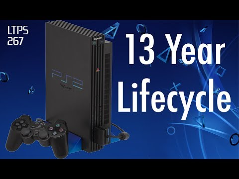13 Year PS2 Lifecycle Won't Happen Again says Sony. - [LTPS #267]