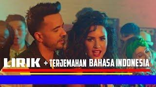 Download Lagu Luis Fonsi, Demi Lovato - Échame La Culpa (LIRIK + TERJEMAHAN BAHASA INDONESIA) Mp3