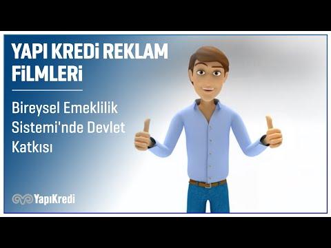 Yapı Kredi - Bireysel Emeklilik Sistemi'nde Devlet Katkısı