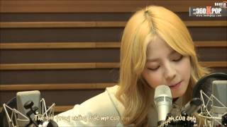 [Vietsub] JUNIEL - Sleep Talking @ Sunny FM Date 150910 {Banila Team} Mp3