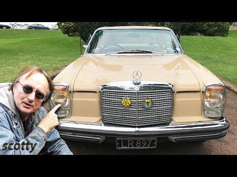 Here's a Mercedes I Would Actually Buy - 1973 Classic Mercedes Benz 280CE