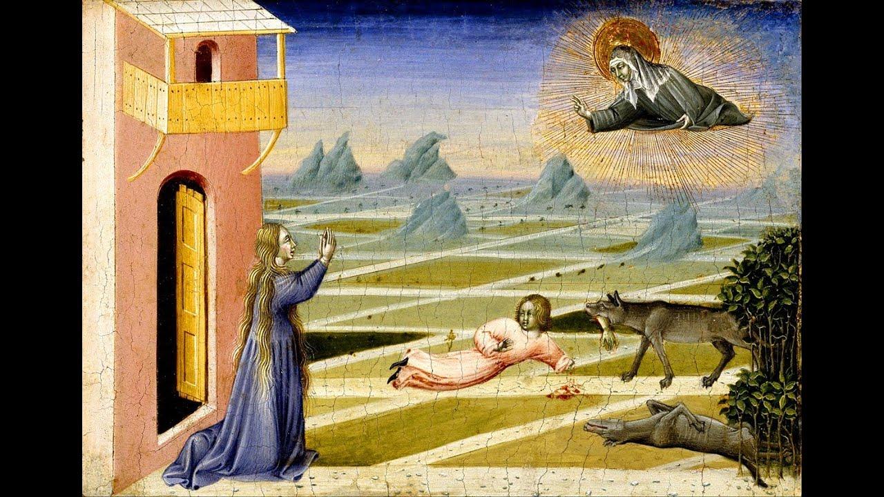 St  Clare - Saints & Angels - Catholic Online