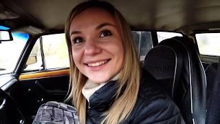 АВТОБАТЛ: девушки на советских авто в ГОРКУ (ПОЛНАЯ ВЕРСИЯ)