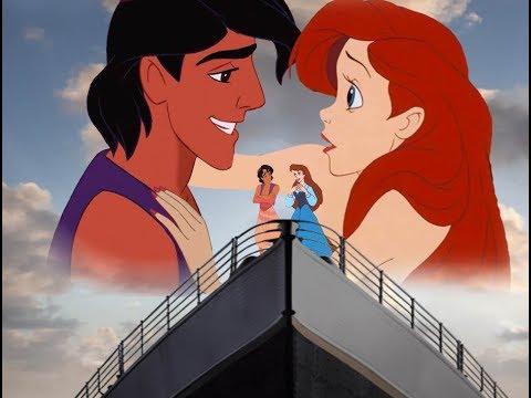 ❝Titanic❞ Aladdin x Ariel ft. Gaston