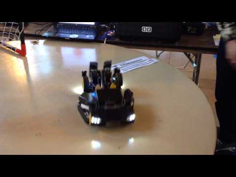 BRAVE ROBOTICS Transform Robot Version7.2