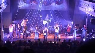 Bellowhead ~ 10,000 Miles Away. Queen's Hall, Edinburgh 21 Nov 2012