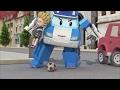 Робокар Поли - Правила дорожного движения (серия 8) - Как играть в мяч