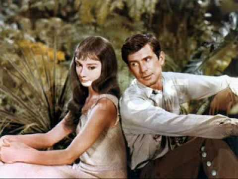 Anthony Perkins & Audrey Hepburn LOVE TRIBUTE