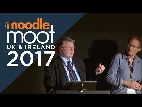 Making Innovative Simulation Learning Happen | Prof. Clive Holtham & Dr. Martin Rich At #MootIEUK17