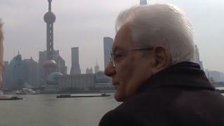 PTV news 24 Febbraio 2017 - Roma cerca un'amicizia speciale con Pechino