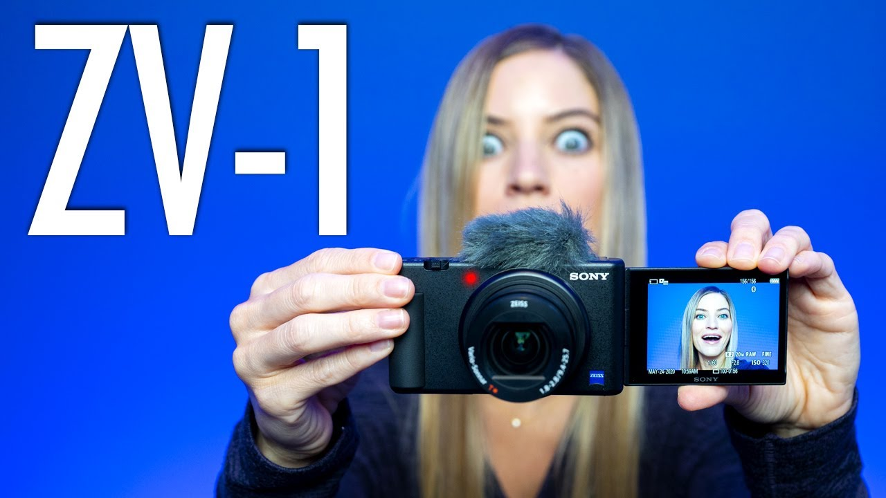 Sony ZV-1 Review: The PERFECT Vlogging Camera is FINALLY here!