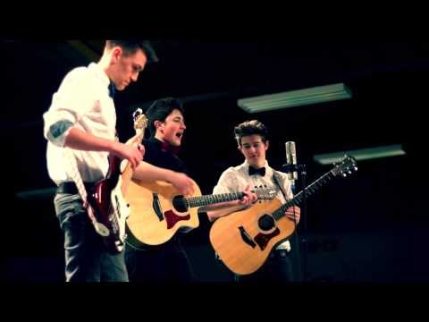 All About You - McFly - cover by Barber & the Bow Ties