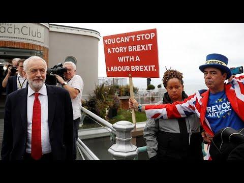 خلافات داخلية تعصف بحزب العمال البريطاني وتمنعه من وضع مخطط جديد لبريكست…  - نشر قبل 13 ساعة