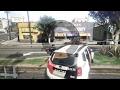 GTA V | MOD POLICIA LSPDFR | VAMOS PROTEGER A SOCIEDADE DOS BANDIDOS |