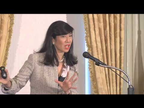 2009 CEO Innovation Lecture Andrea Jung, Avon