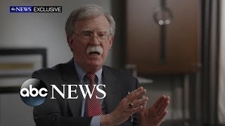 John Bolton believes Putin thinks he can play President Trump 'like a fiddle' | WNT