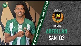 Bem-vindo Aderllan Santos