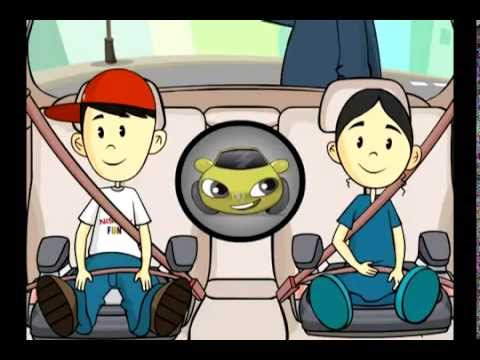 NSDF - Road Safety For Kids