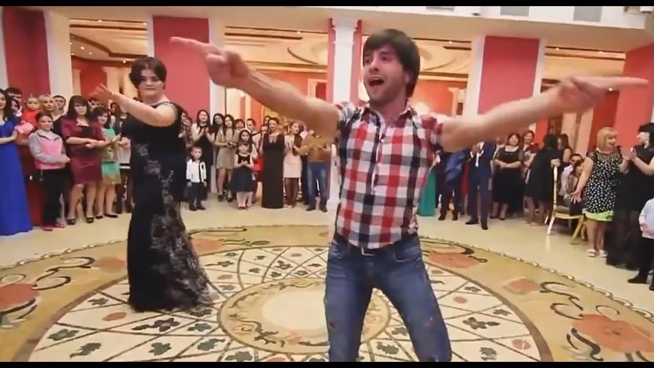 Лезгинка танец чеченских девушек