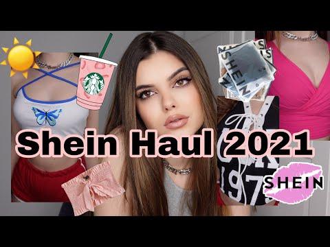 Shein Haul 2021