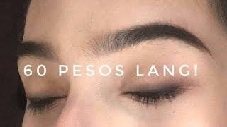 PAANO AKO MAG KILAY? 60 PESOS LANG SA WATSONS!! + Tips sa Pagkikilay (gradient at di mukhang box)