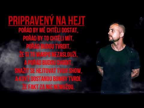 Kali feat. Marpo - Pripravený na hejt  TEXT