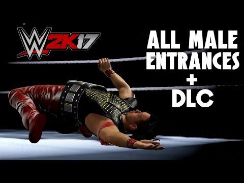 WWE 2K17 All