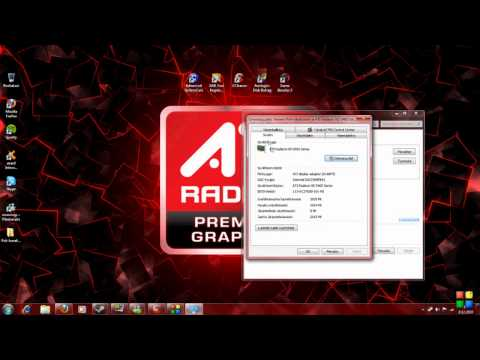 How To Update Your ATI Radeon Video Drivers! [ Easy Way ]
