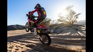 Dakar 2020, Day3: gli highlight delle moto