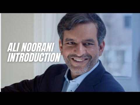 Ali Noorani Introduction