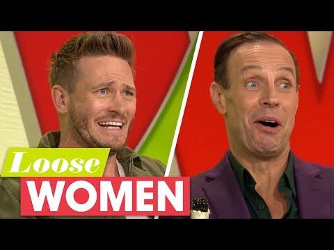 Matthew Wolfenden and Jason Gardiner Play Truth or Dare! | Loose Women