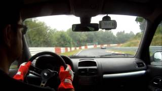 Video ONBOARD Save Almost Crash Clio Sport 172 Nordschleife Nürburgring - Gilars - download MP3, 3GP, MP4, WEBM, AVI, FLV Oktober 2018